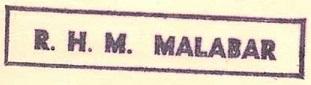 * MALABAR (1976/2017) * 78-0412