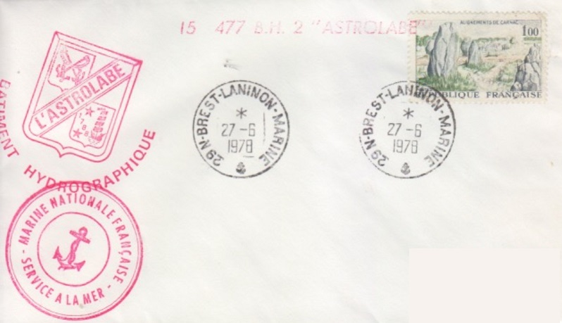 * ASTROLABE (1964/1989) * 78-0611