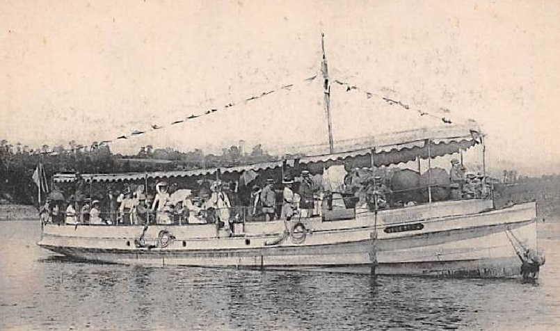 * DINARDAISE (1915/1919) * 783_0011