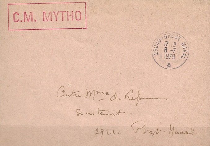 * MYTHO (1955/1988) * 79-0710