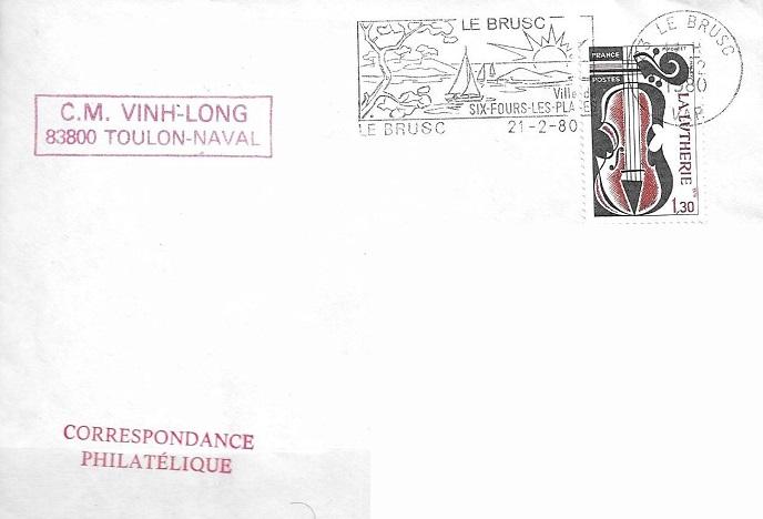 * VINH-LONG (1955/1988) * 80-0214