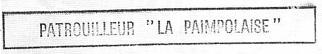 * LA PAIMPOLAISE (1954/1987) * 80-02_10