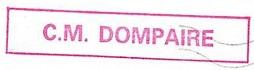 * DOMPAIRE (1955/1988) * 80-02_11