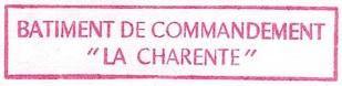 * LA CHARENTE (1964/1983) * 80-0510