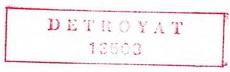 * DETROYAT (1977/1997) * 80-1010