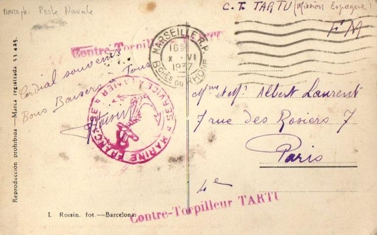* TARTU (1932/1942) * 802_0011