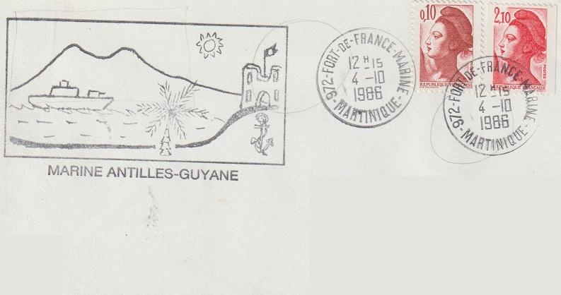 MARTINIQUE - FORT DE FRANCE 808_0010