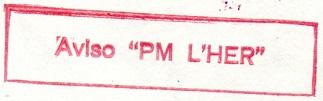 * PREMIER MAÎTRE L'HER (1981/....) * 81-0410