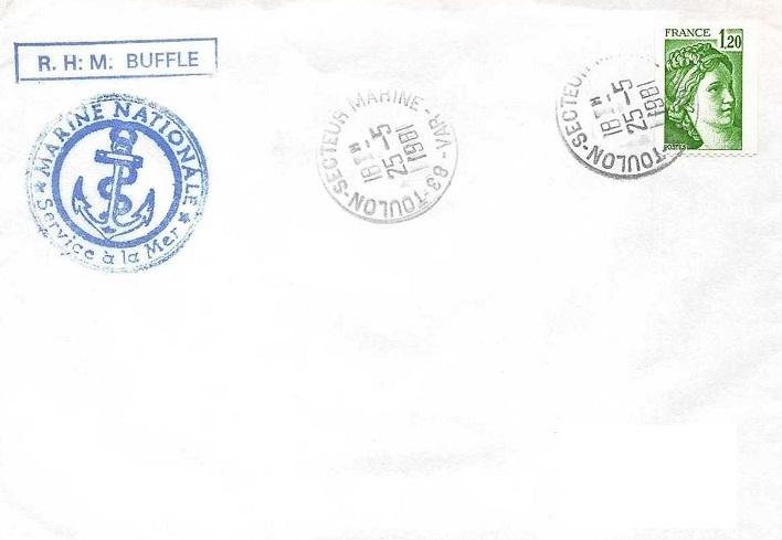 * BUFFLE (1980/....) * 81-0513