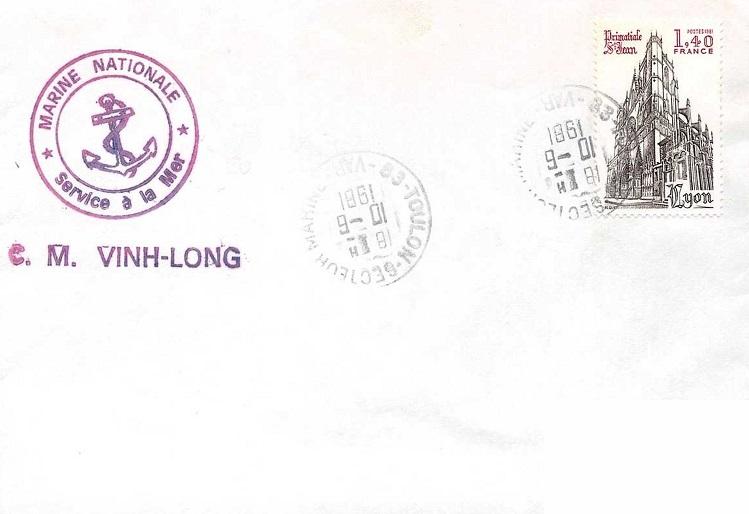 * VINH-LONG (1955/1988) * 81-0611