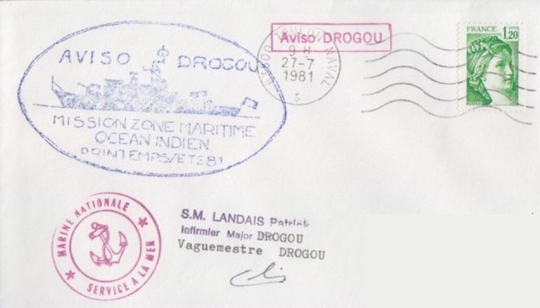 * DROGOU (1976/2000) * 81-0712
