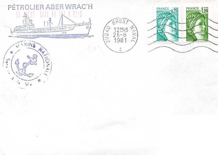 * ABER WRAC'H (1966/1989) * 81-0812