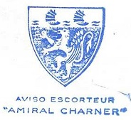 * AMIRAL CHARNER (1962/1990) * 81-12_12