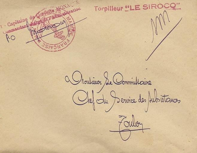 * LE SIROCO (1928/1940) * 810_0010