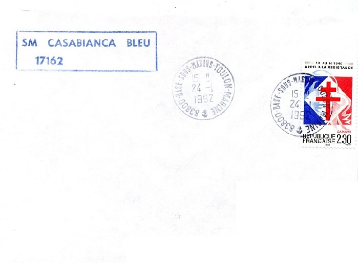 * CASABIANCA (1984/....) * 812_0010