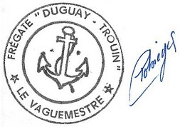 * DUGUAY-TROUIN (1975/1999) * 82-0510