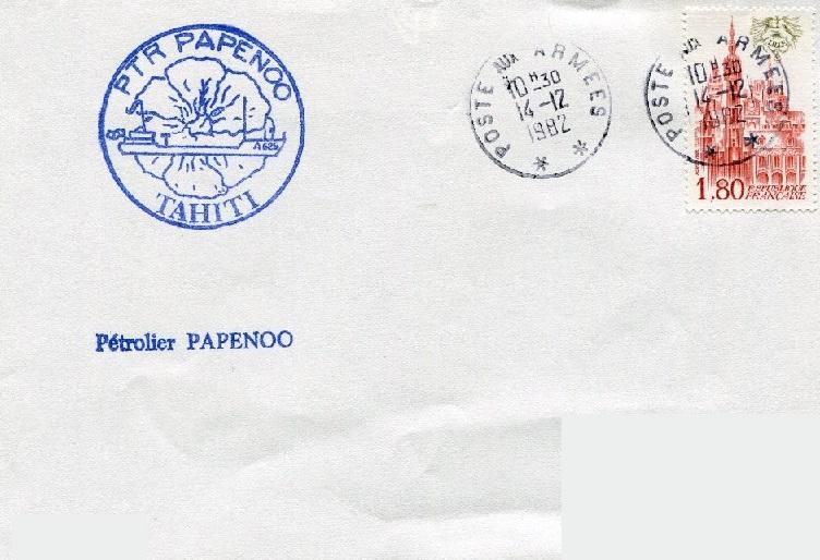 * PAPENOO (1971/1992) * 82-1215