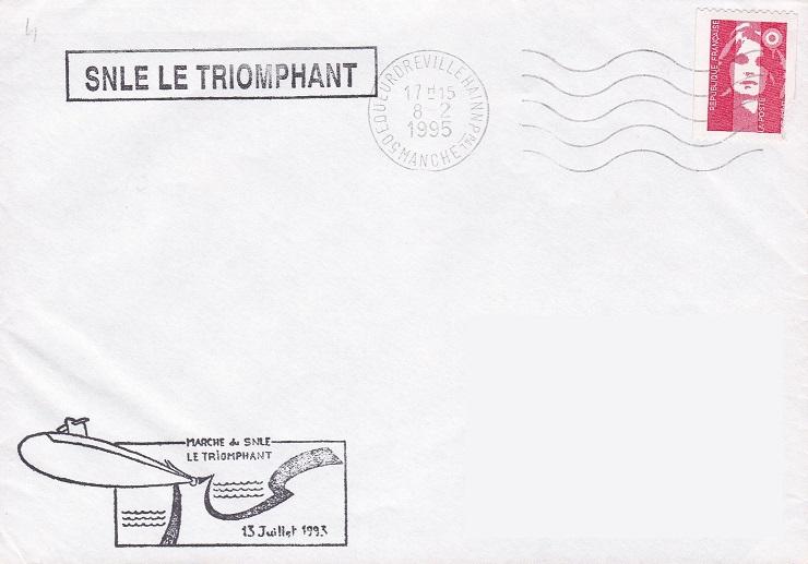 * LE TRIOMPHANT (1997/....) * 822_0010