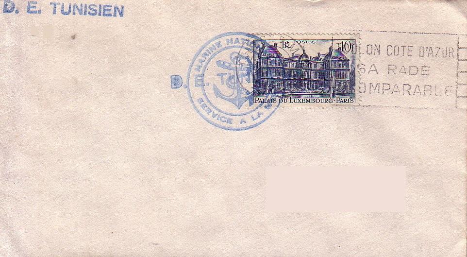 * TUNISIEN (1944/1963) * 825_0010
