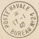 Bureau Naval N° 21 de Toulon 827_0011