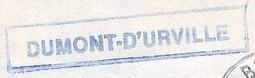 * DUMONT D'URVILLE (1983/2017) * 83-0110