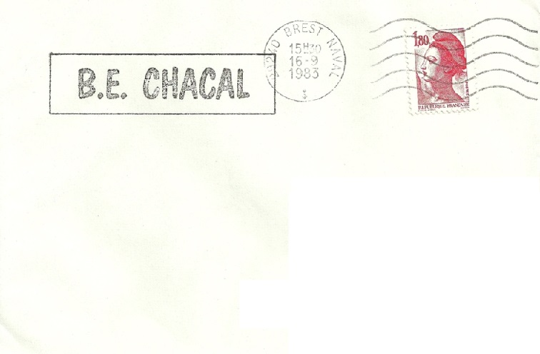 * CHACAL (1983/....) * 83-0910