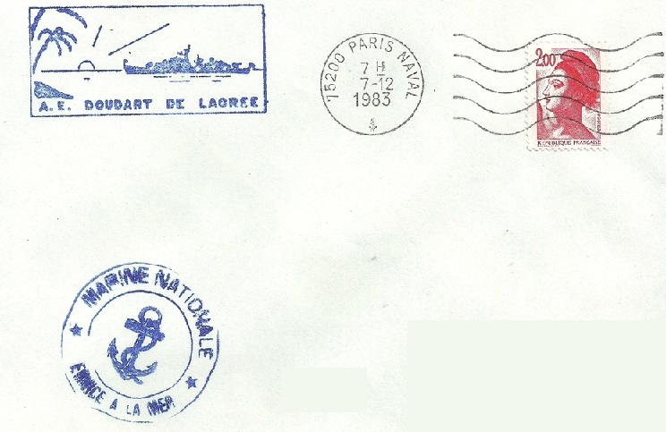 * DOUDART DE LAGRÉE (1963/1991) * 83-1210