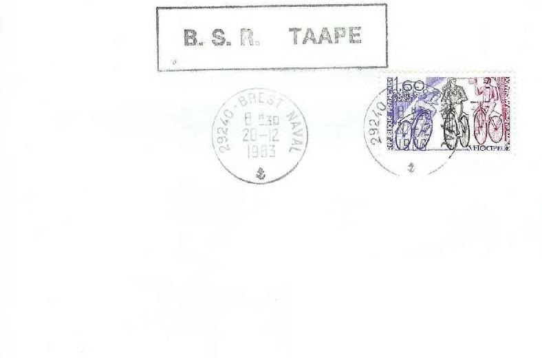* TAAPE (1983/....) * 83-1211