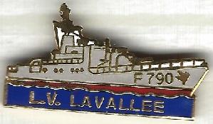 * LIEUTENANT DE VAISSEAU LAVALLÉE  (1980/2018) * 833_0010