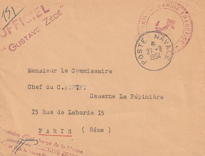 * GUSTAVE ZÉDÉ (1947/1970) * 834_0011