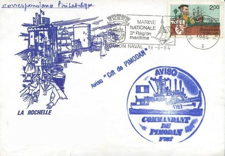 * COMMANDANT DE PIMODAN (1978/2000) * 84-0611