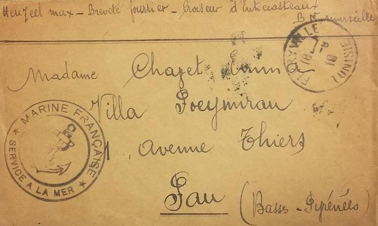 * D'ENTRECASTEAUX (1899/1922) * 840_0011