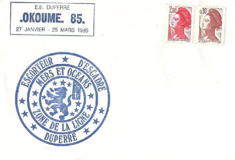 * DUPERRÉ (1957/1992) * 85-0310