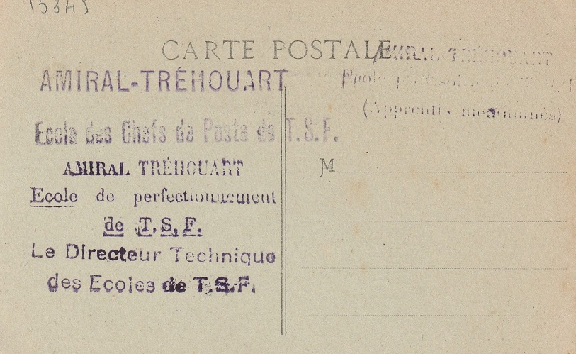 * AMIRAL TRÉHOUART (1896/1920) * 850_0013