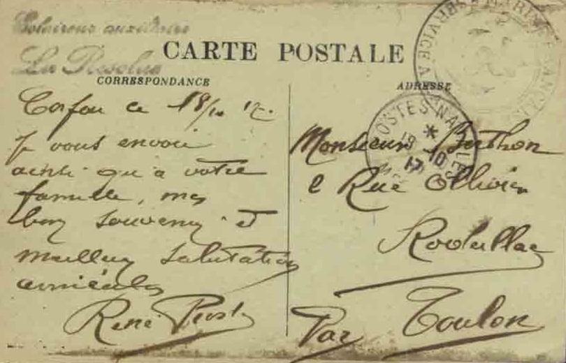 * RÉSOLUE (1915/1919) * 853_0013