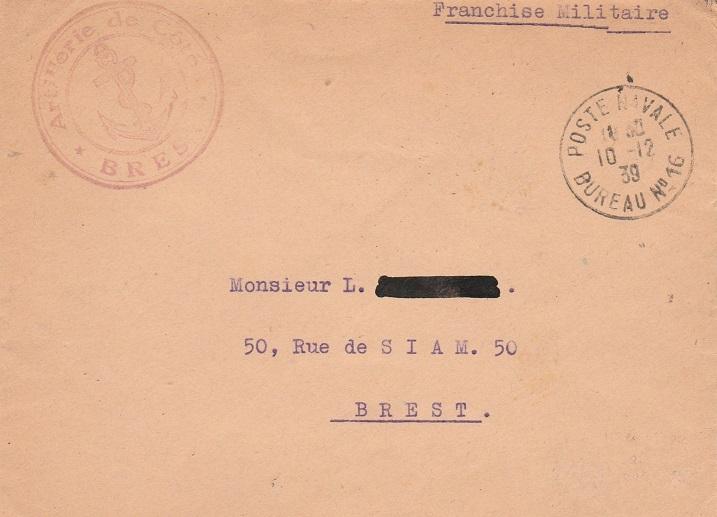 Bureau Naval N° 16 de Brest 855_0010