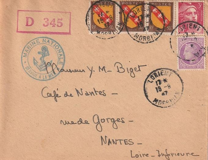 * DRAGUEUR D 345 (1946/1948) * 858_0011