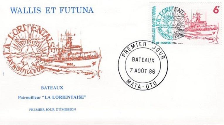 * LA LORIENTAISE (1954/1986) * 86-08_10