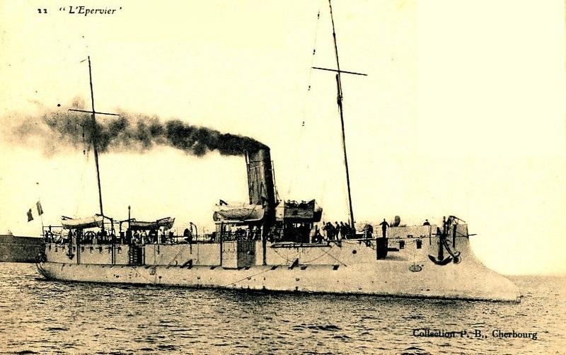 * ÉPERVIER (1886/1909) * 861_0010