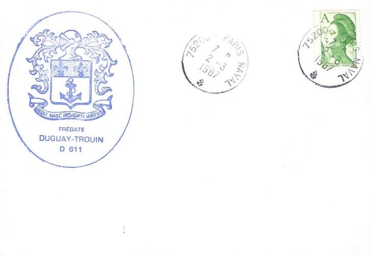 * DUGUAY-TROUIN (1975/1999) * 87-0310