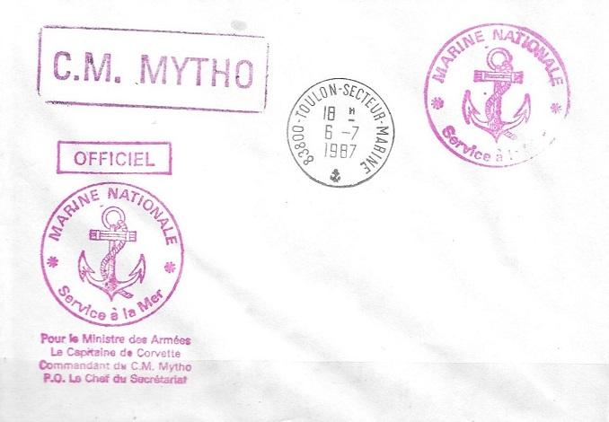 * MYTHO (1955/1988) * 87-0710