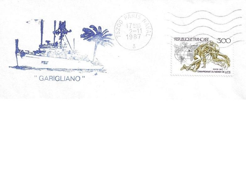 * GARIGLIANO (1954/1988) * 87-1112