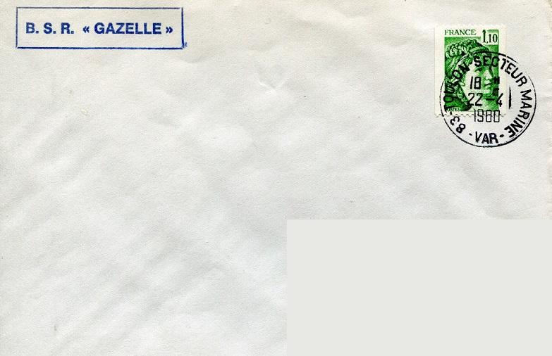 * GAZELLE (1978/2018) * 88-0410