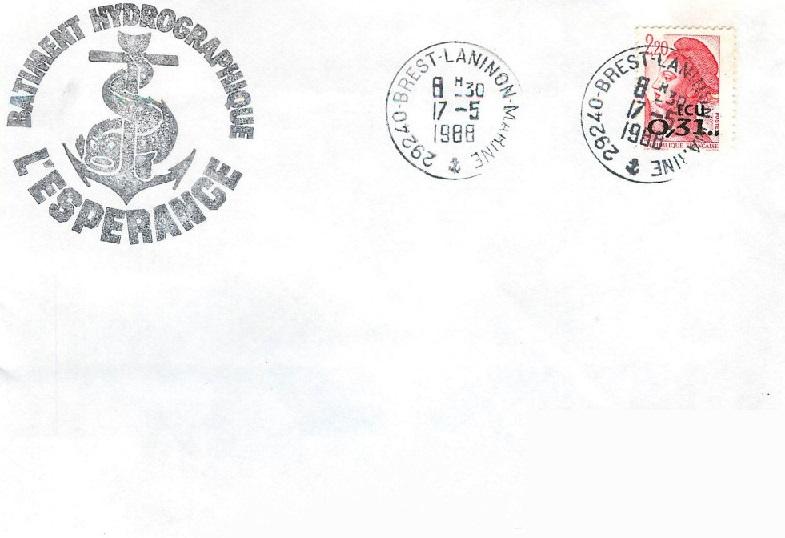 * L'ESPÉRANCE (1968/2000) * 88-0511