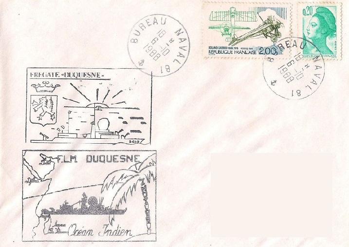 * DUQUESNE (1970/2007) * 88-1212