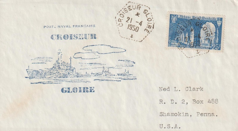 * GLOIRE (1937/1958) * 884_0010