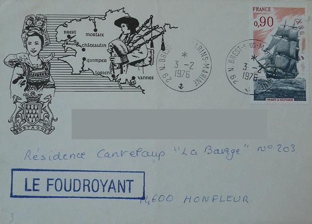 * LE FOUDROYANT (1974/1998) * 886_0010