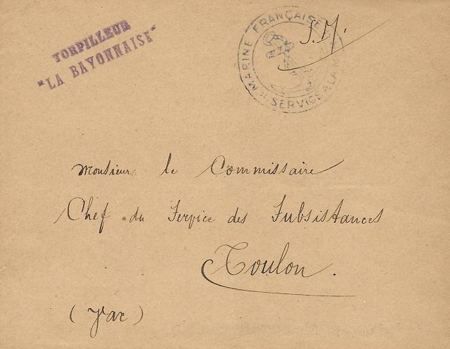 * LA BAYONNAISE (1938/1942) * 887_0012