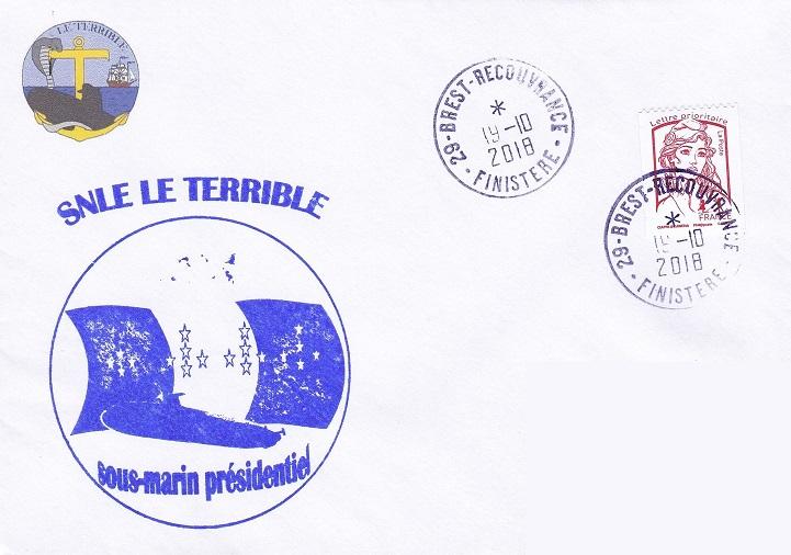* LE TERRIBLE (2010/....) * 888_0011
