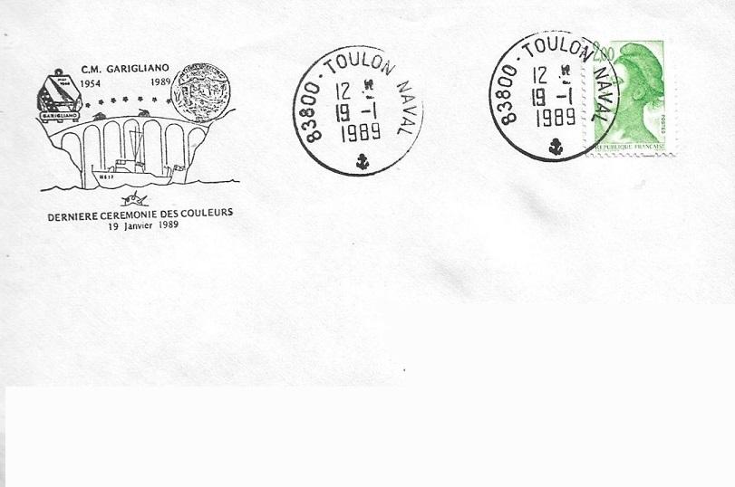 * GARIGLIANO (1954/1988) * 89-0111